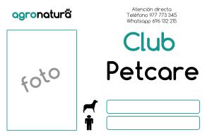 Club Petcare Agronatura