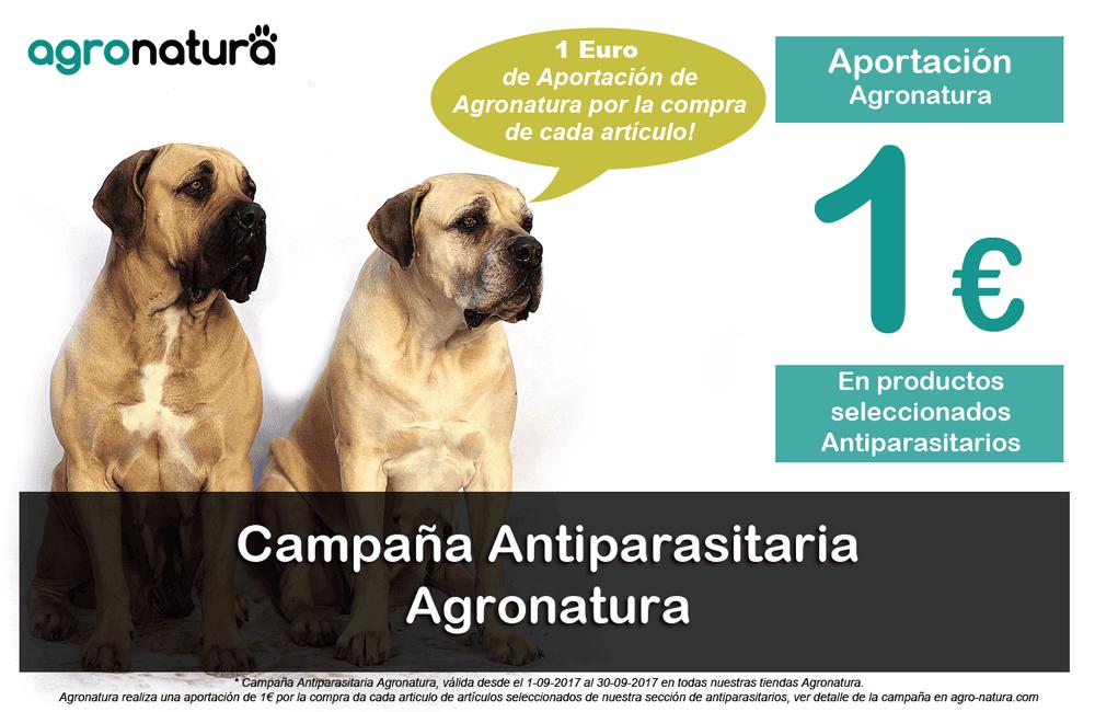 Campaña Antiparasitaria Agronatura Septiembre 2017