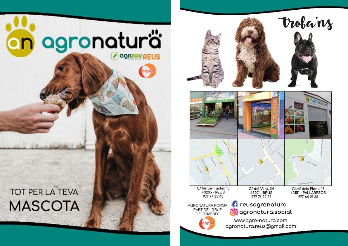 Nuevo folleto Agronatura