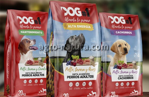 PIENSO DOG 1 PARA PERRO AGRONATURA