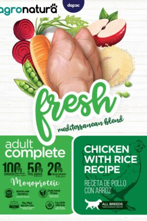 ANC Fresh Adult Complet Pollo y Arroz_agronatura
