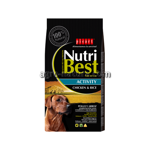 NutriBest Activity