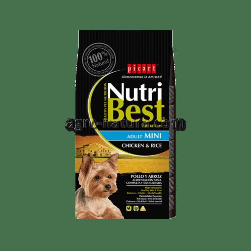 NutriBest Adult Mini
