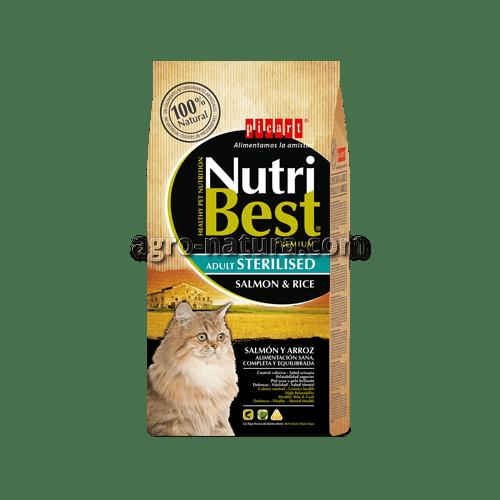 NutriBest Cat Sterilised