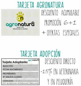 Tarjetas Exclusivas Agronatura Reus
