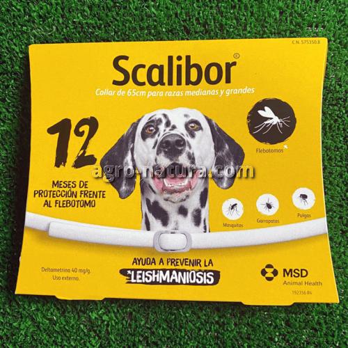 scalibor antiparasitario para perros