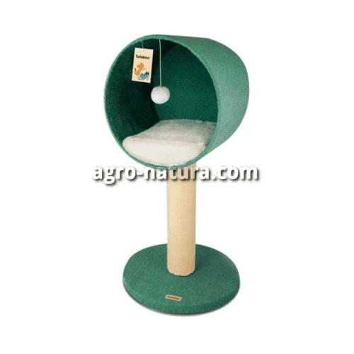 Rascador para gatos Casa Altillo 39x39x78cm