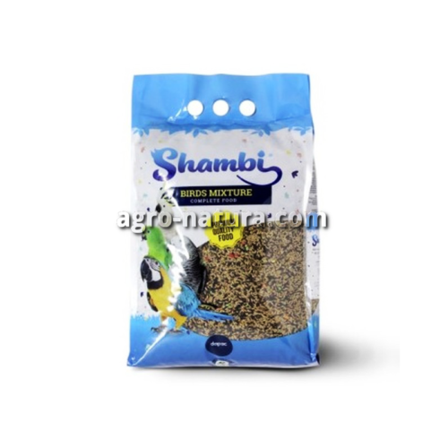 Alpiste para pájaros 5kg Shambi Dapac