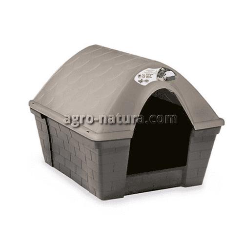 caseta stefanplast para perros 82X68X62
