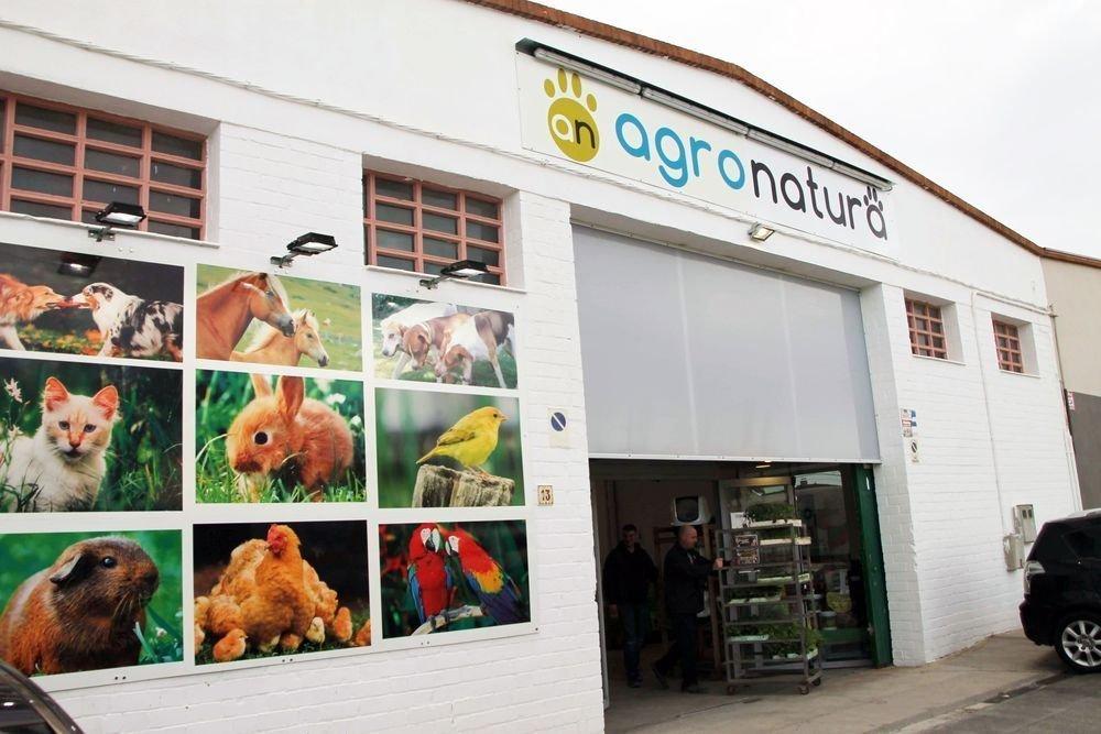 tienda para animales en Tarragona Agronatura