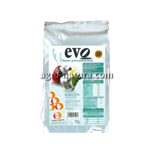 EVO Alimento de loros 1 y 3 kg