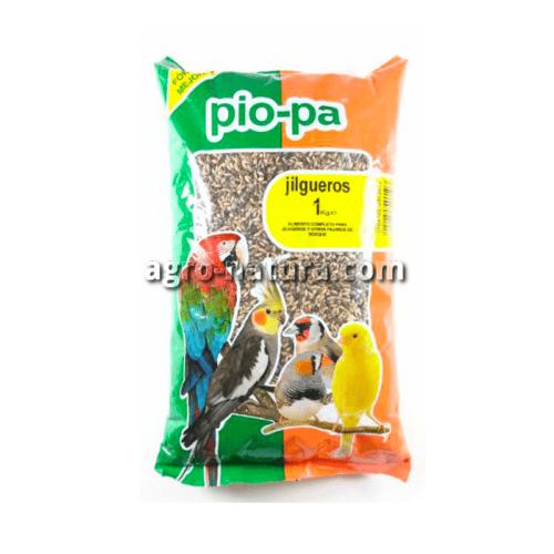 Pio-pa Alimento para Jilgueros y Silvestres de 1 kg